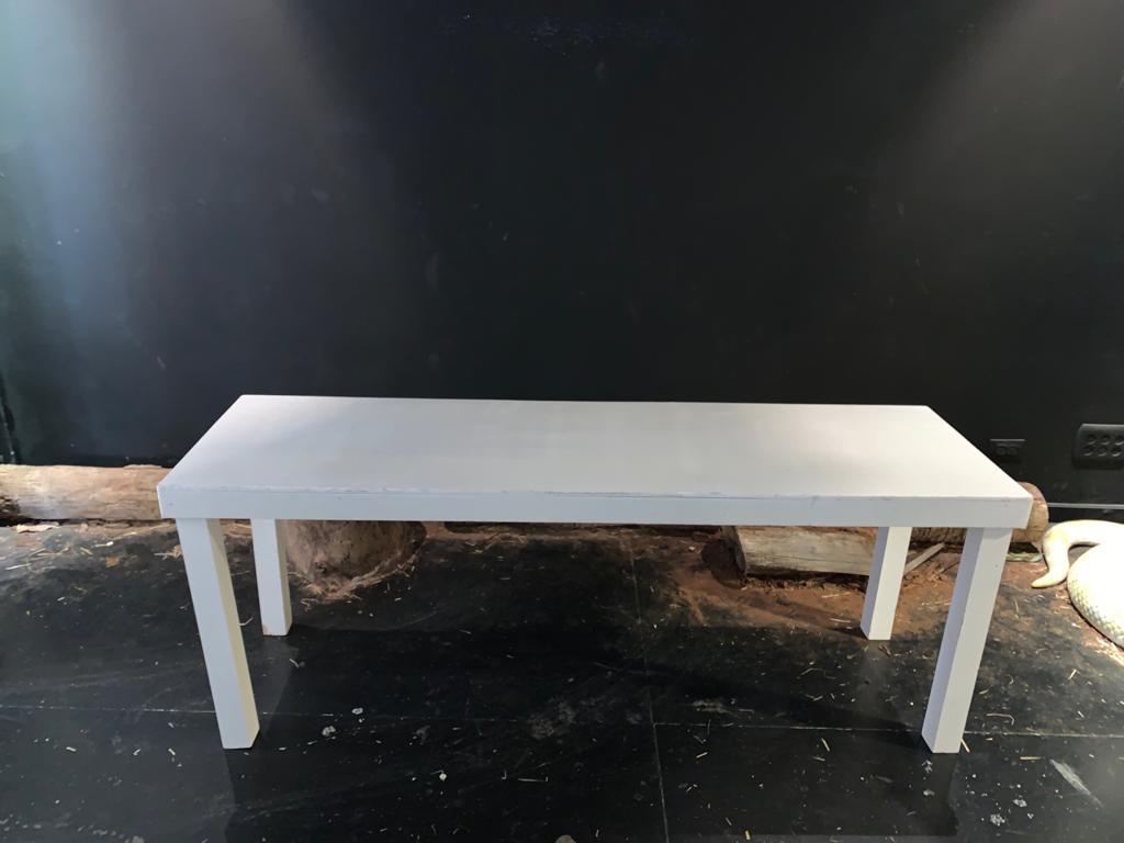 """שולחן אבירים נמוך 200X60 ס""""מ"""