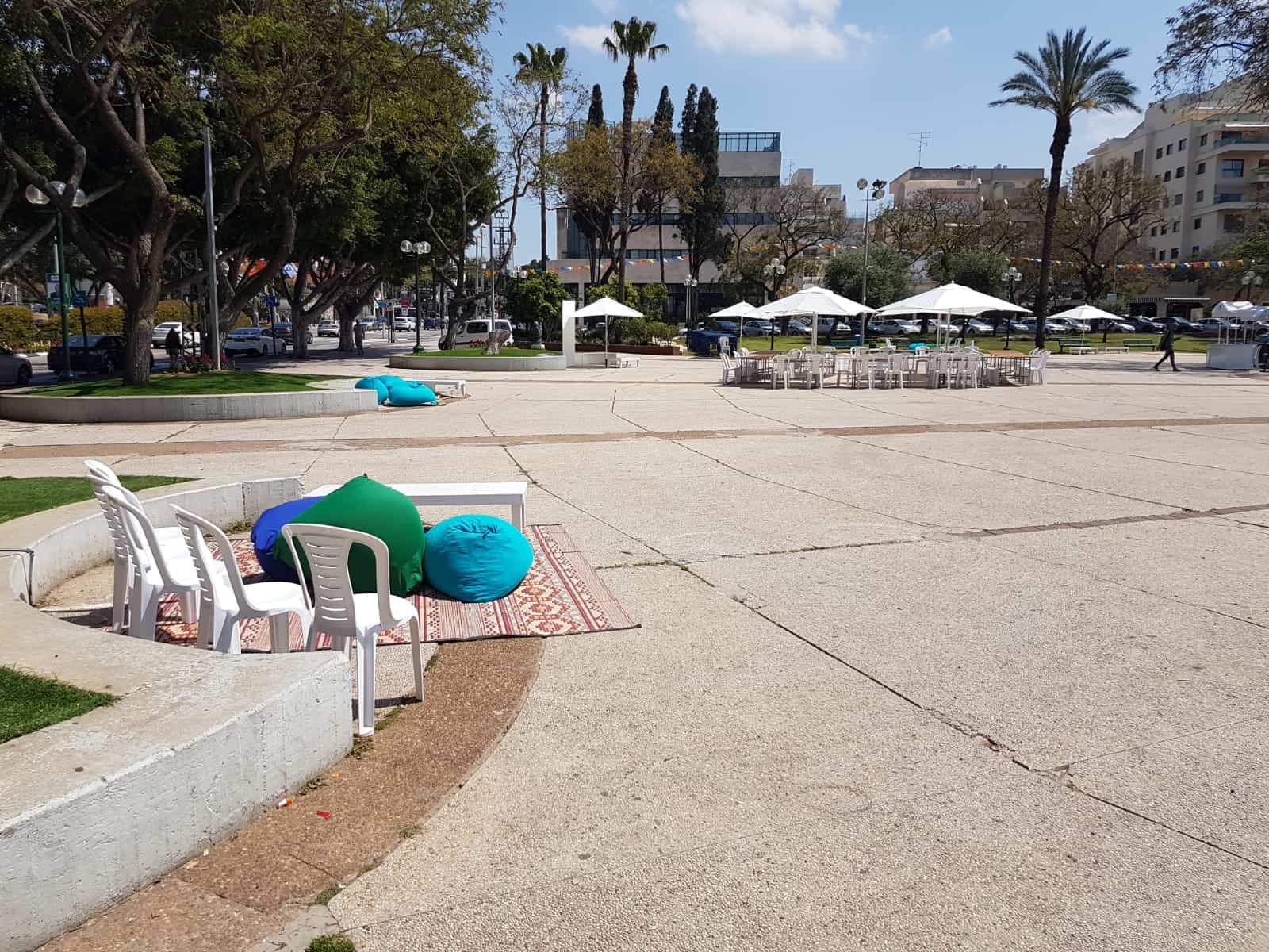 אירוע מעשים טובים עיריית רעננה 1